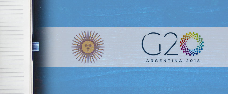 Argentina will own the G20 agenda