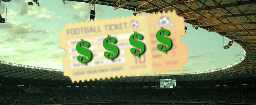 These are the European soccer teams with the most expensive tickets