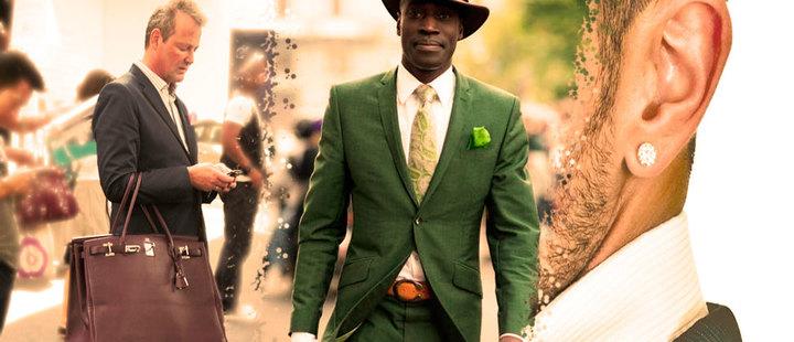 Te mostramos cómo vestir como un hombre libre de estereotipos