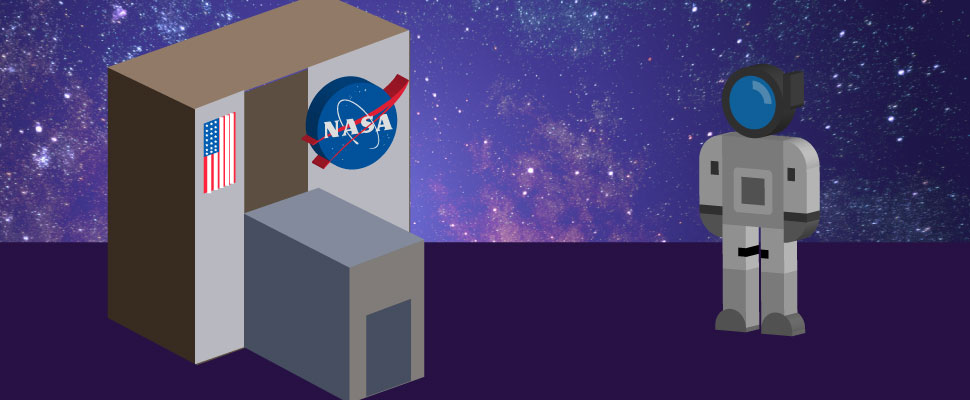 Do you want to be an astronaut? These are the 5 requirements of NASA