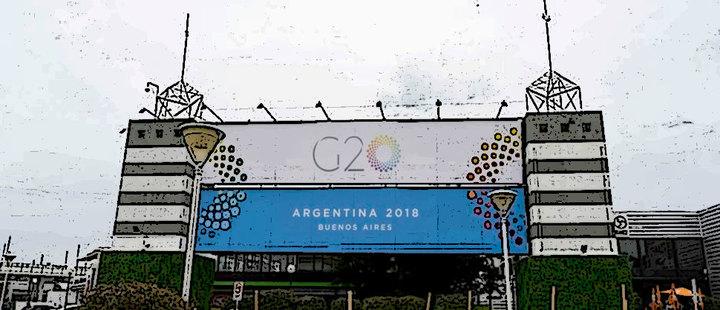 G20: ¿Sabes cuántas personas acompañan a los mandatarios?
