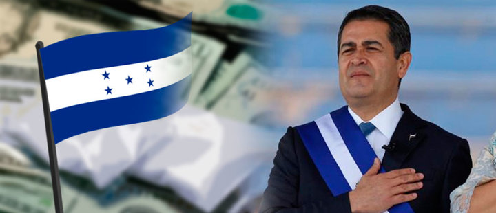 Honduras: Drug trafficking and presidency?