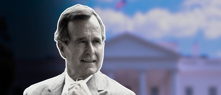 George H.W. Bush died: this is his legacy