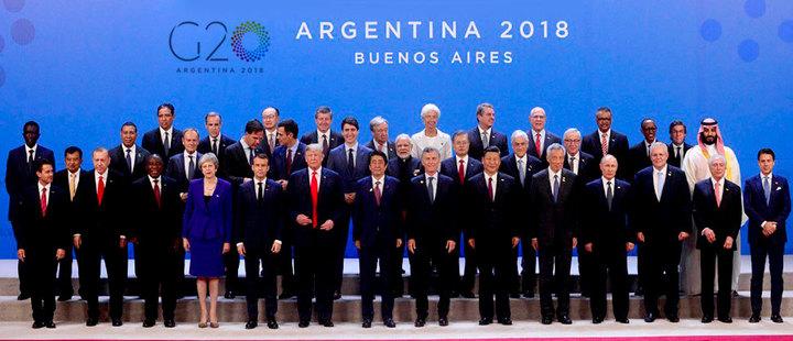 Esto fue lo que dejó el G20
