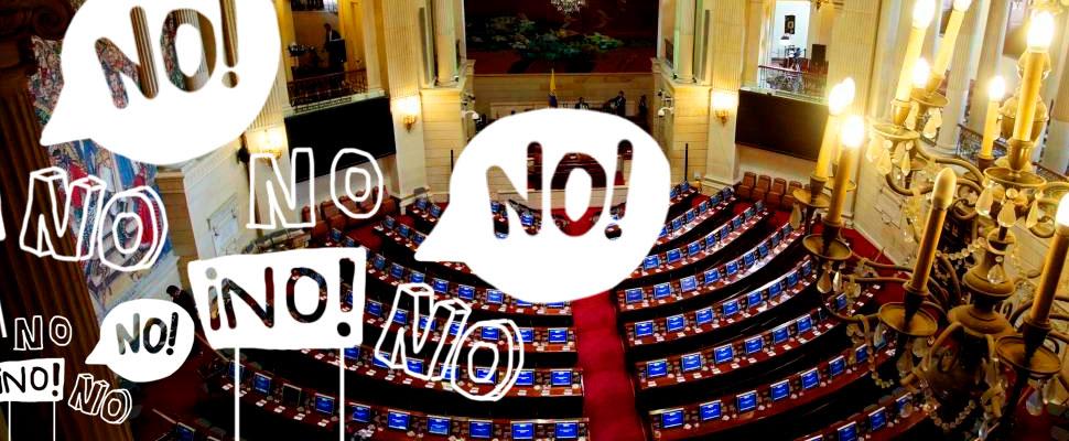 Hay que decir NO a la posibilidad de una Asamblea Constituyente