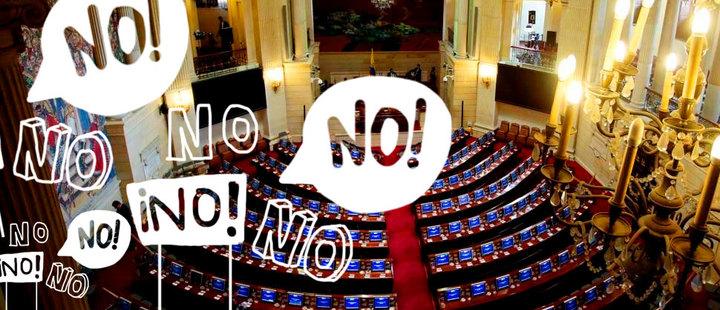 Hay que decir NO a la Asamblea Constituyente