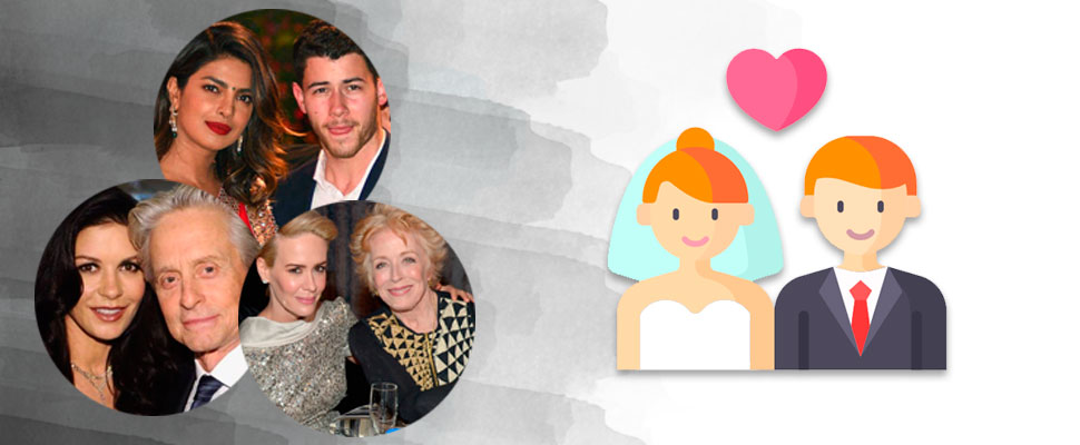 Love has no age: 5 couples that prove it