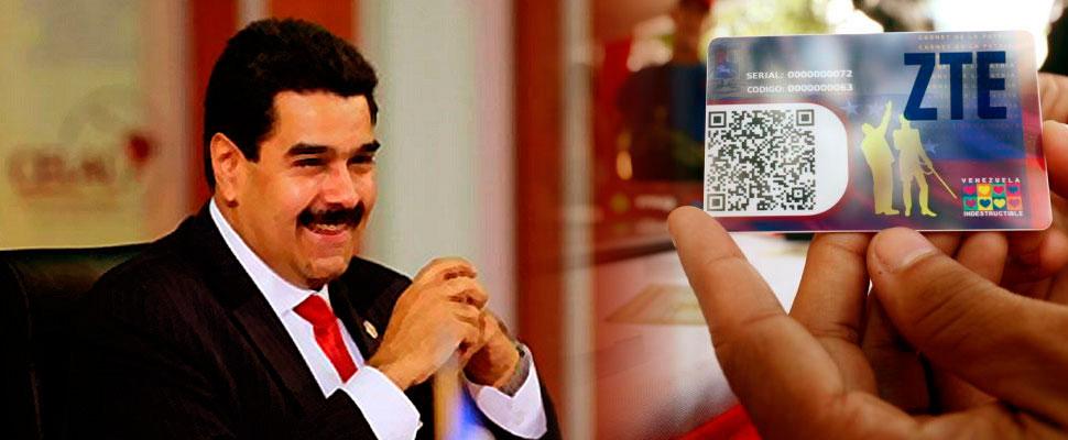Venezuela: the mess of identification cards