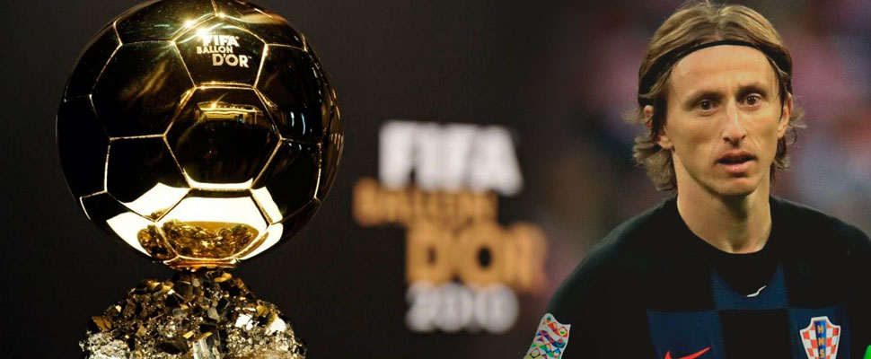 Las razones por las que Luka Modric ganó el Balón de Oro