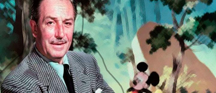 117 años del nacimiento de Walt Disney: 7 datos sobre su trabajo