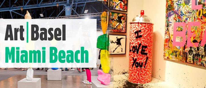 Todo lo que tienes que saber del Art Basel Miami Beach 2018