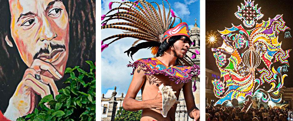 ¡Celebremos la cultura latinoamericana y caribeña!