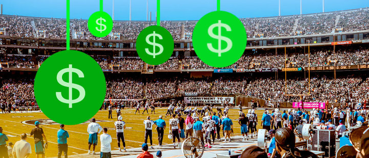 Find out which are the sport leagues that makes more money!