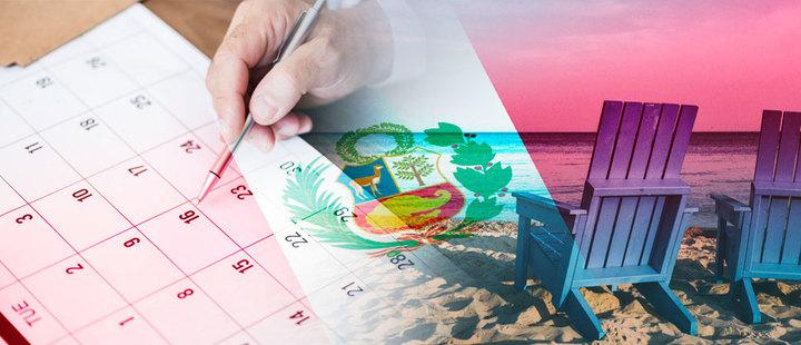 Reforma laboral en Perú: ¿se afectarán las vacaciones de los trabajadores?
