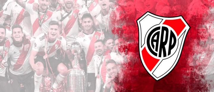 """River Plate gritó """"Campeón"""" por cuarta vez en la Copa Libertadores"""