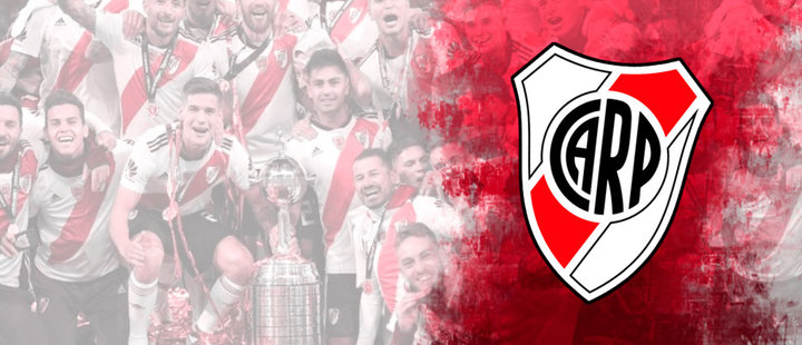 River Plate: Four times winner of the Libertadores Cup