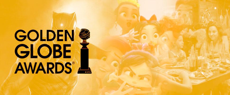 The Golden Globes: let's celebrate diversity!