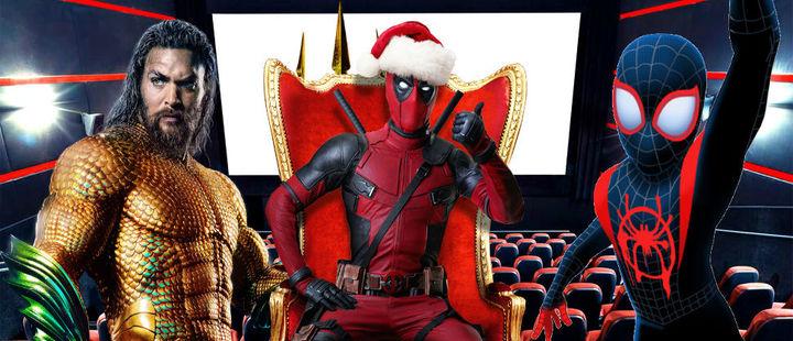 ¡Duelo de titanes! ¿Qué superhéroe se llevará la taquilla de diciembre?