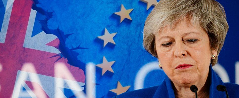 Brexit ¿El talón de Aquiles de Theresa May?