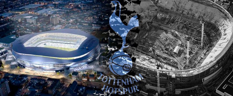 Más retrasos: ¿Cuánto está costando el nuevo estadio del Tottenham?