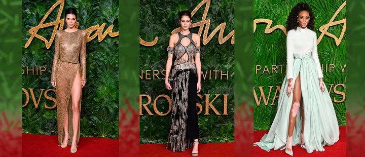 Lo mejor de los Fashion Awards 2018