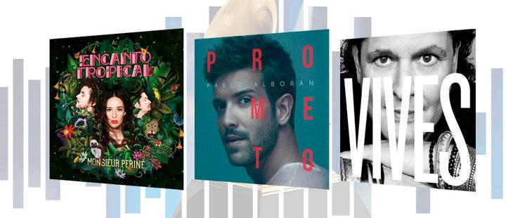 Poder latino en los nominados al Grammy 2019