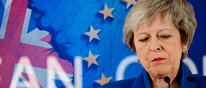 Brexit: Theresa May's Achilles heel