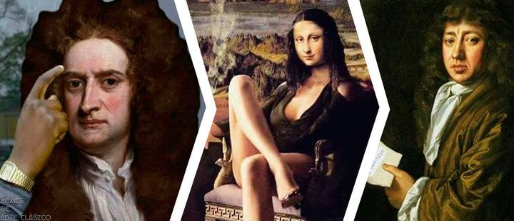 Te presentamos los 5 mejores memes de arte
