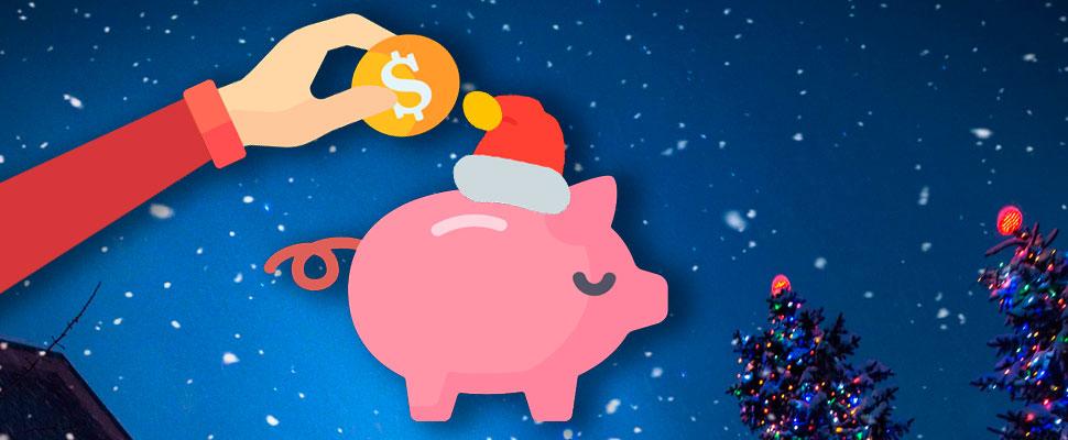5 consejos para ahorrar en navidad