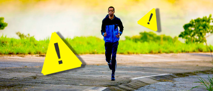 Do you know the risks of running?