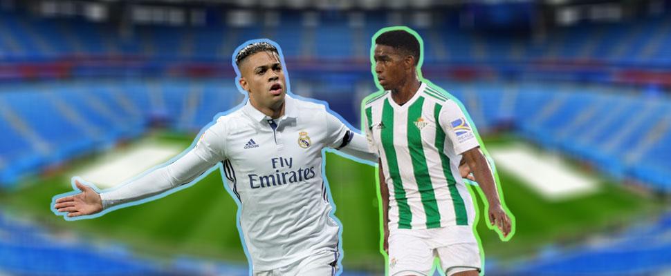 Estos dos dominicanos destacan en la Liga de España
