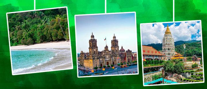 Estos son los mejores cinco lugares para vivir después de jubilarse en América Latina