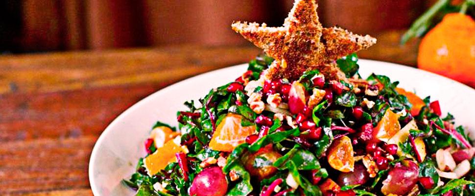 Ideas for a vegetarian Christmas dinner