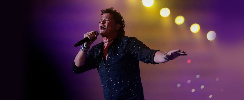 Carlos Vives made the Simón Bolívar park vibrate with his 'liberating campaign'