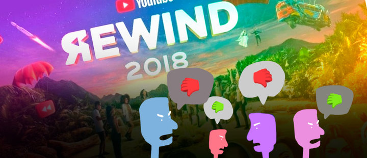 Top 10 of YouTube's most disliked videos