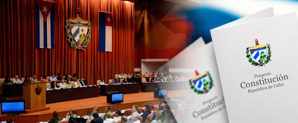 ¿Qué cambios traerá la vueva Constitución de Cuba?
