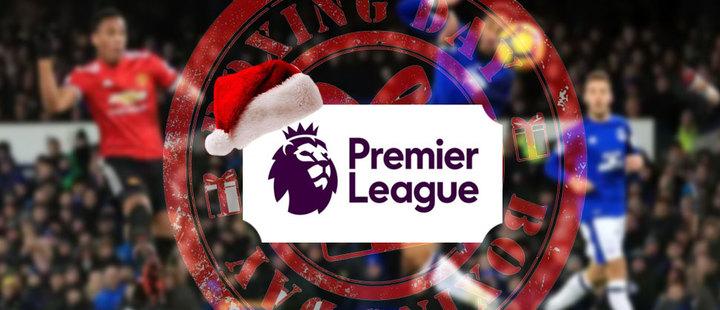 Boxing Day: una tradición navideña del fútbol