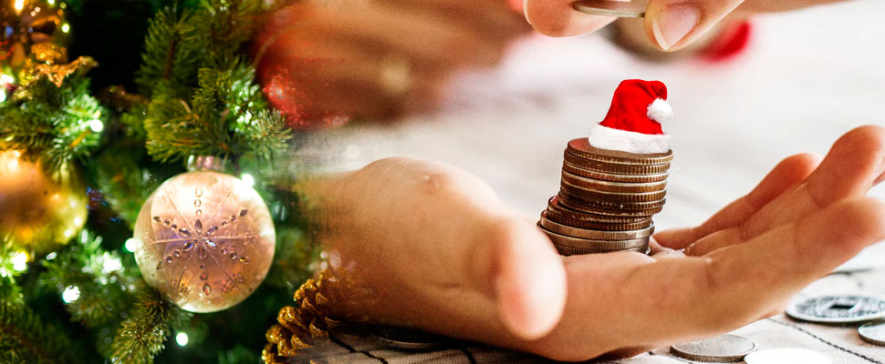 ¡La prima navideña es para gastarla!