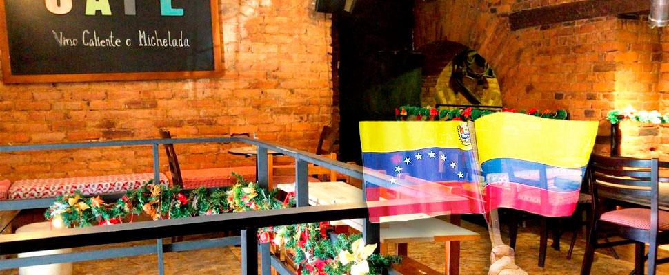 'La Tintorería': example of the Colombo-Venezuelan union