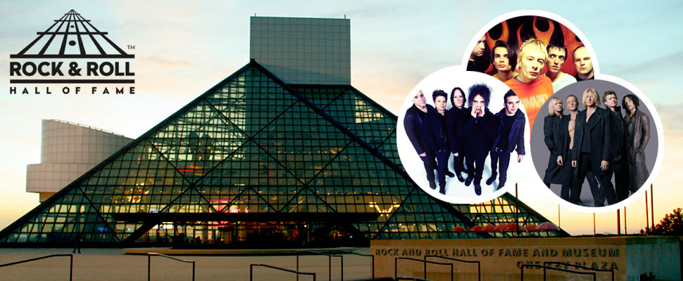 Rock 'n Roll Hall of Fame: the new artists