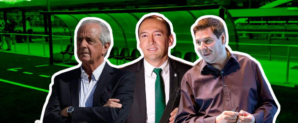 4 grandes directores técnicos latinoamericanos