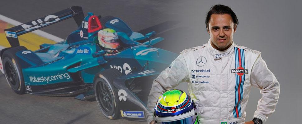 Formula E is the new challenge of Felipe Massa