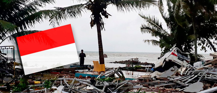 Indonesia: a rare phenomenon that caused the tragedy