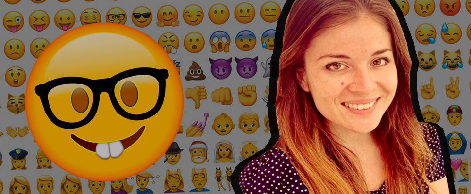 Ángela Guzmán, the Colombian who created the emojis of Apple