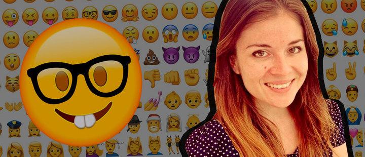 Ángela Guzmán, the Colombian who created Apple's emojis