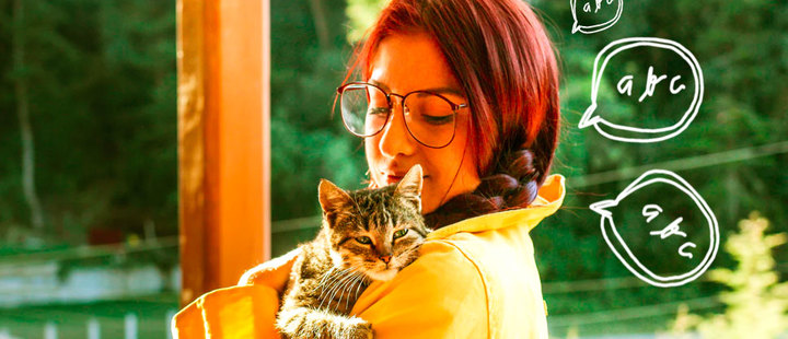 Can you talk with your pet? It could be possible!
