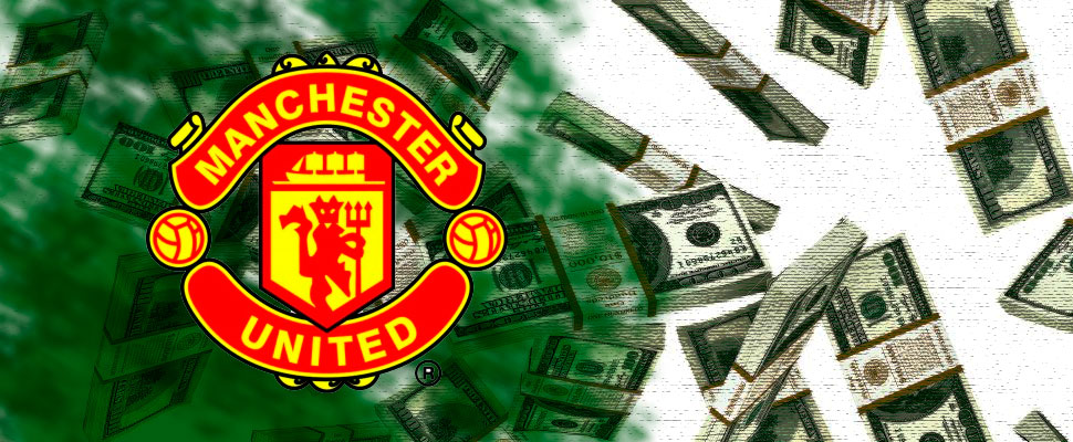 Manchester United: a team that's worth millions