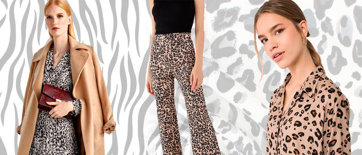 Animal print: de tendencia a clásico