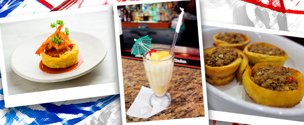 Top 5 Must-eat foods and from Puerto Rico