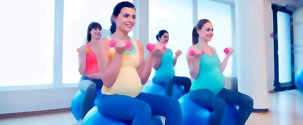 5 razones para hacer Pilates durante el embarazo